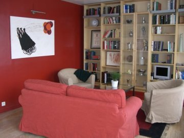 2BR/2BA with American Comforts in Paris